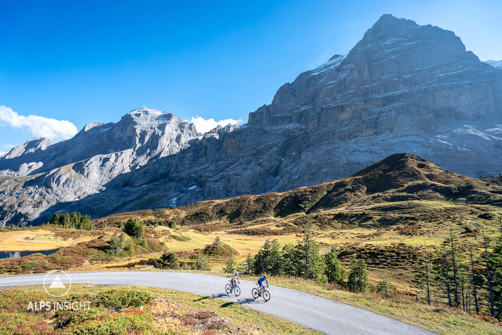 Cycling the Grosse Scheidegg: Autumn is the best season to ride in the Alps