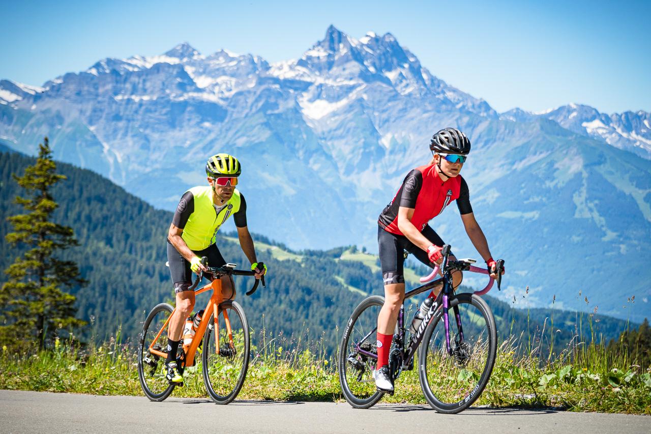 Le Tour des Alpes vaudoises